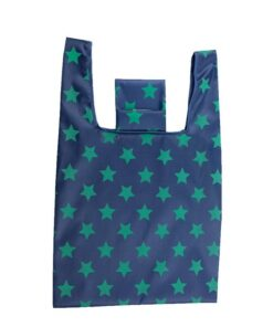 Foldable Waterproof Shopper Shoulder Bag Luggage & Travel Bags Shopping & Tote Bags